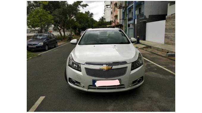 Used 2011 Chevrolet Cruze Car In Bangalore