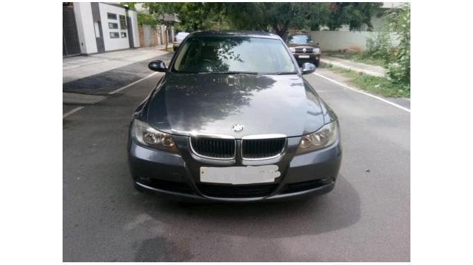 Used 2008 BMW 3 Series Car In Bangalore