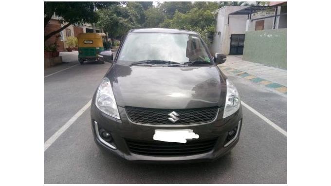 Used 2016 Maruti Suzuki Swift Car In Bangalore