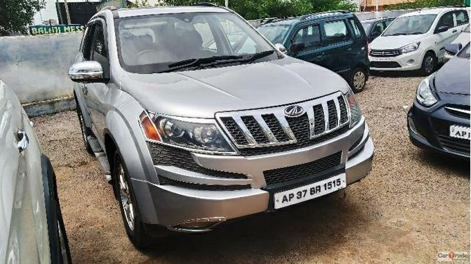 Used 2012 Mahindra XUV500 Car In Hyderabad