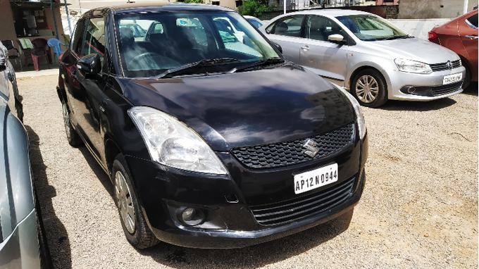 Used 2012 Maruti Suzuki Swift Car In Hyderabad