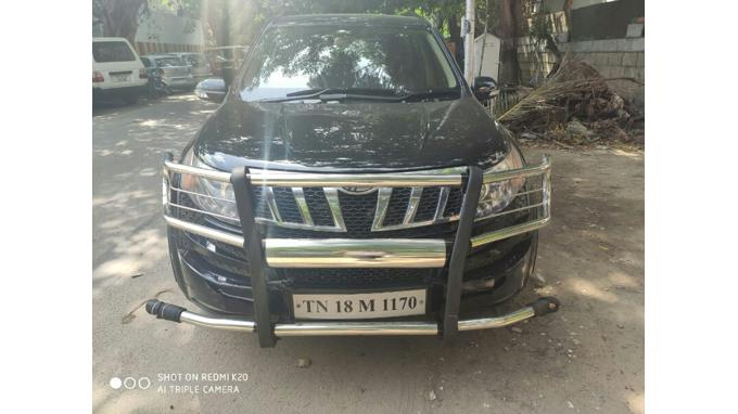 Used 2012 Mahindra XUV500 Car In Chennai