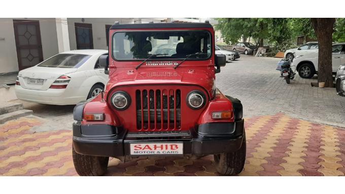 Used 2016 Mahindra Thar Car In Agra