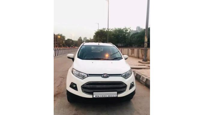 Used 2013 Ford EcoSport Car In New Delhi