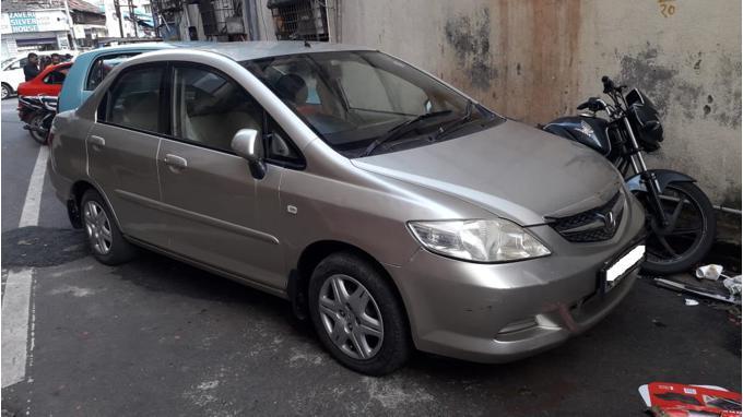 Used 2007 Honda City ZX Car In Mumbai
