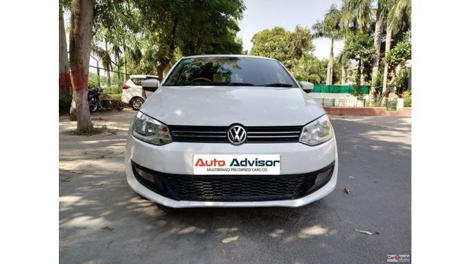 Used 2012 Volkswagen Polo Car In New Delhi
