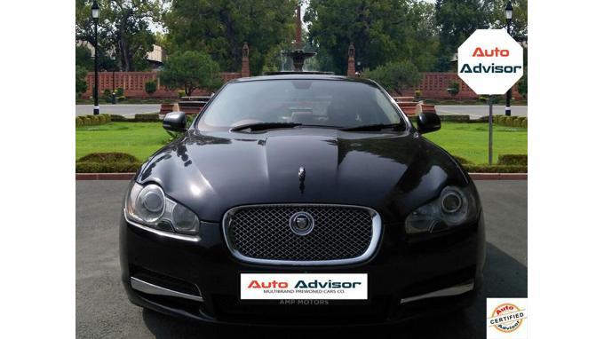 Used 2013 Jaguar XF Car In New Delhi