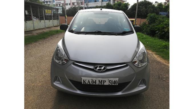 Used 2014 Hyundai Eon Car In Bangalore