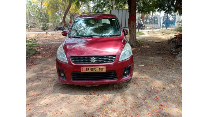 Used 2015 Maruti Suzuki Ertiga Car In Patna