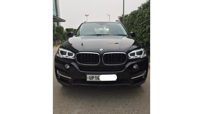 Used 2015 BMW X5 Car In Noida