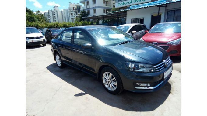 Used 2016 Volkswagen Vento Car In Pune