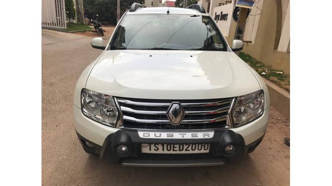 Used 2015 Renault Duster Car In Ahmedabad