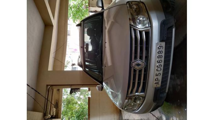 Used 2012 Renault Duster Car In Kakinada