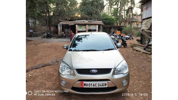 Used 2007 Ford Fiesta Car In Mumbai