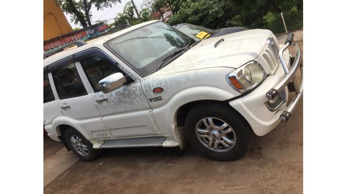 Used 2013 Mahindra Scorpio Car In Kolkata