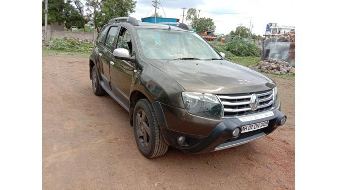 Used 2014 Renault Duster Car In Solapur