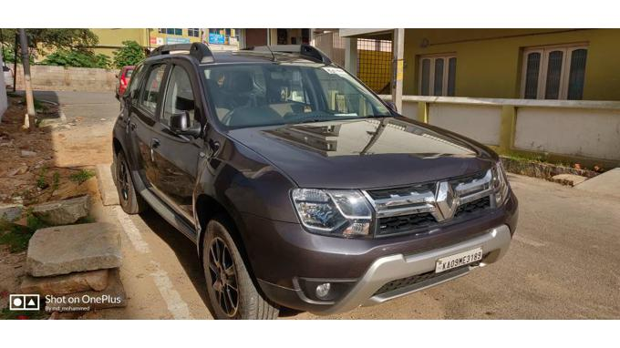 Used 2018 Renault Duster Car In Mysore