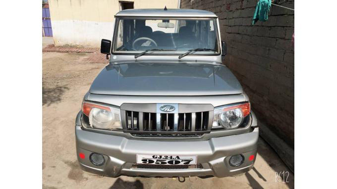 Used 2012 Mahindra Bolero Car In Mehsana