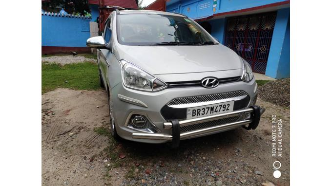 Used 2017 Hyundai Grand i10 Car In Siliguri