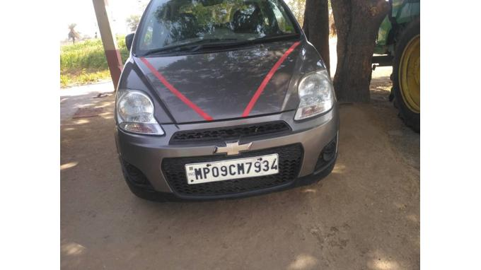 Used 2013 Chevrolet Spark Car In Indore