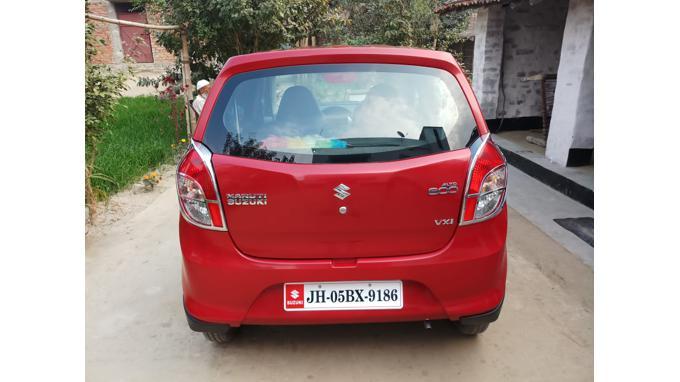 Used 2017 Maruti Suzuki Alto 800 Car In Pune