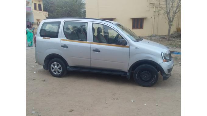 Used 2017 Mahindra Xylo Car In Hyderabad