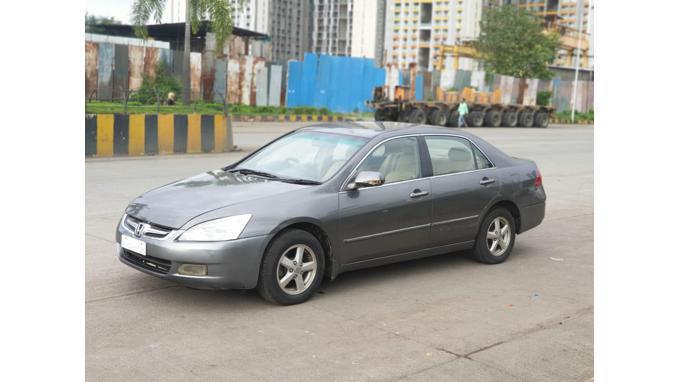 Used 2007 Honda Accord Car In Mumbai