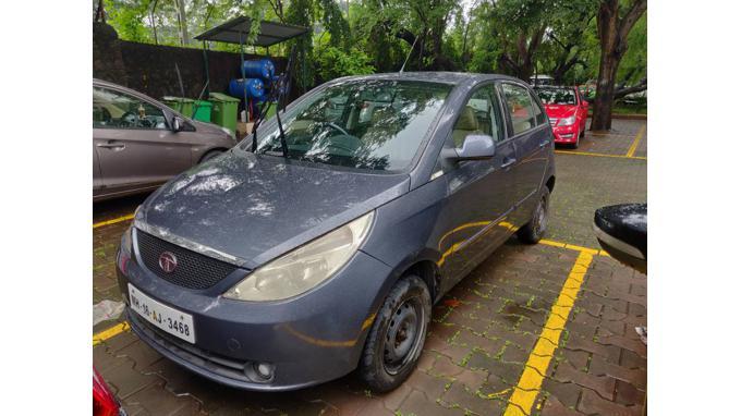Used 2010 Tata Indica Vista Car In Mumbai