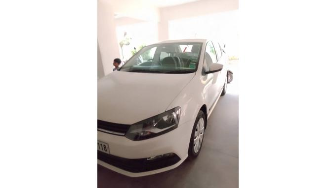 Used 2016 Volkswagen Ameo Car In Chennai