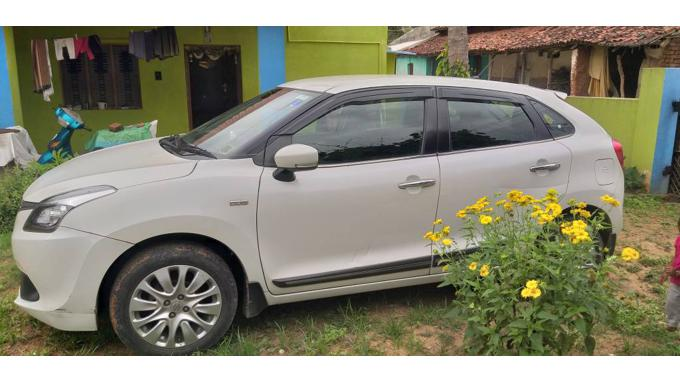 Used 2015 Maruti Suzuki Baleno Car In Bangalore