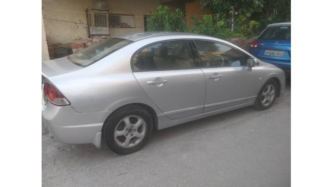 Used 2007 Honda Civic Car In Noida