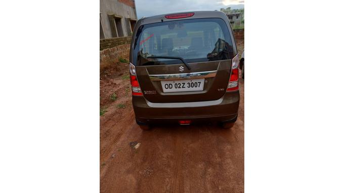 Used 2015 Maruti Suzuki Wagon R 1.0 Car In Bhubaneswar