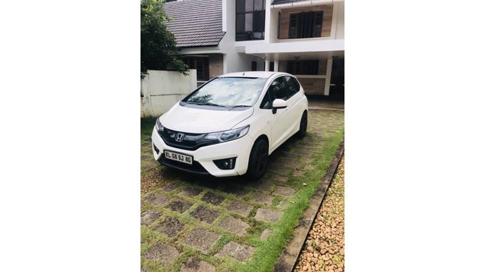 Used 2015 Honda Jazz Car In Thrissur