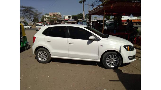 Used 2012 Volkswagen Polo Car In Ahmedabad