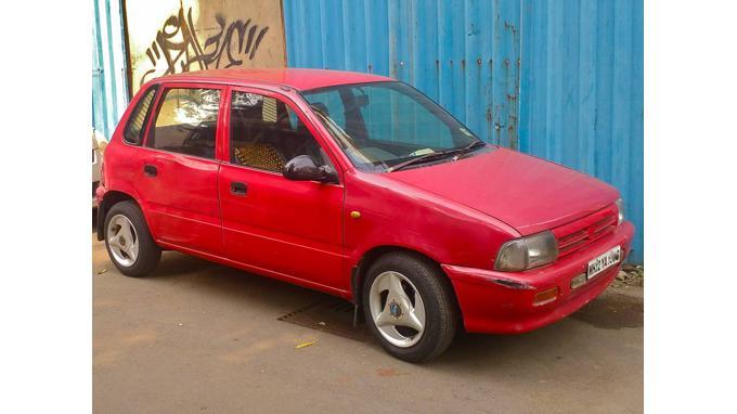 Used 1998 Maruti Suzuki Zen Car In Pune