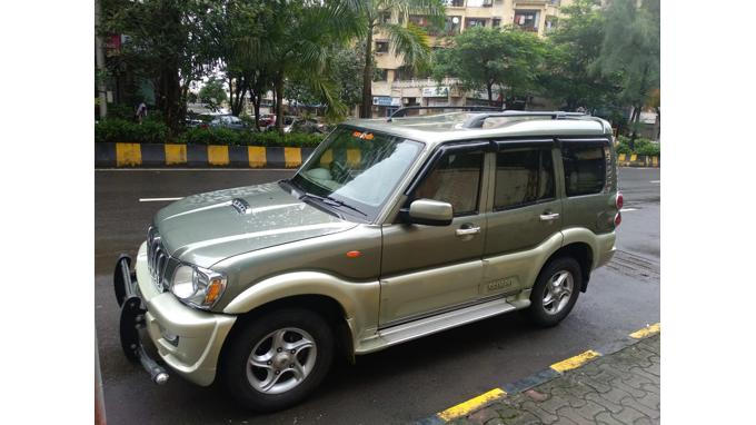 Used 2011 Mahindra Scorpio Car In Mumbai