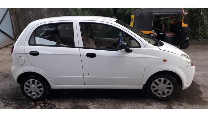 Used 2009 Chevrolet Spark Car In Thane