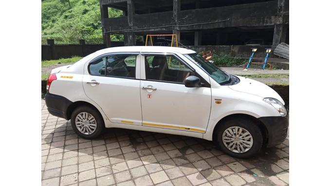 Used 2016 Maruti Suzuki Swift DZire Tour Car In Mumbai