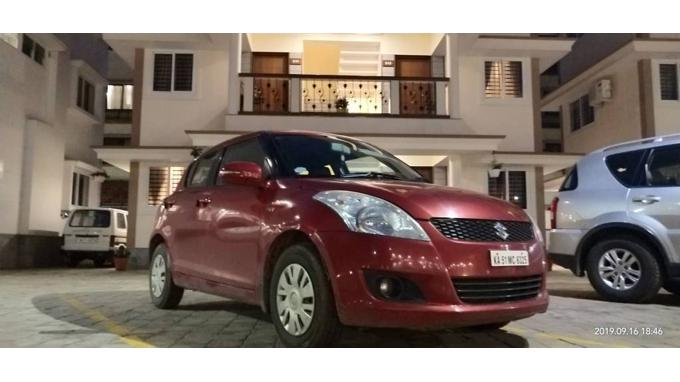 Used 2012 Maruti Suzuki Swift Car In Bangalore