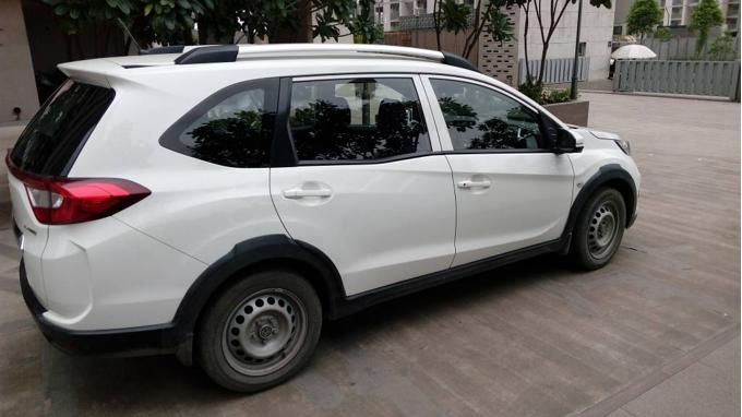 Used 2016 Honda BR-V Car In Ahmedabad