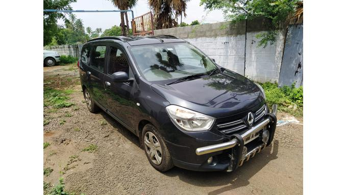Used 2015 Renault Lodgy Car In Erode