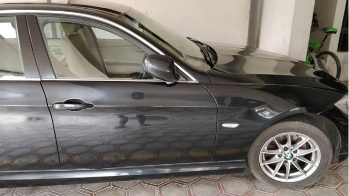 Used 2012 BMW 3 Series Car In Ahmedabad