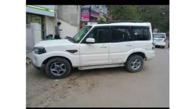 Used 2011 Mahindra Scorpio Car In Noida