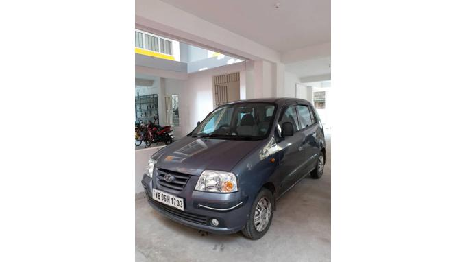 Used 2011 Hyundai Santro Xing Car In Kolkata