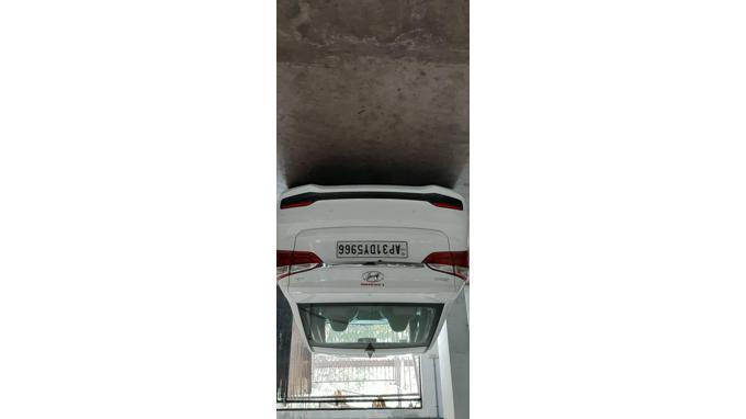 Used 2017 Hyundai Xcent Car In Visakhapatnam