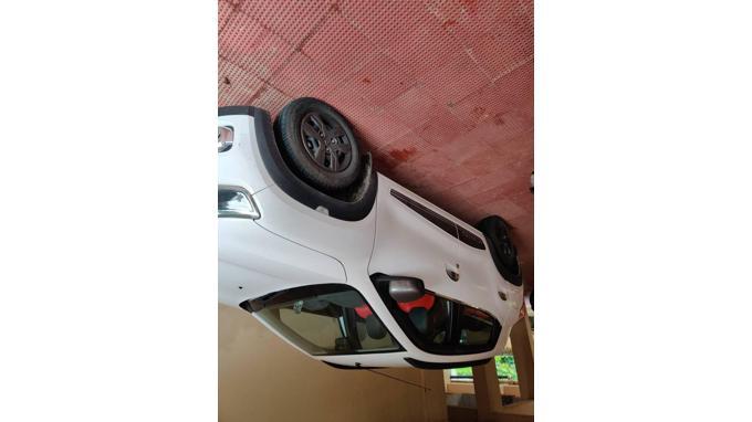 Used 2018 Renault Kwid Car In Bhubaneswar
