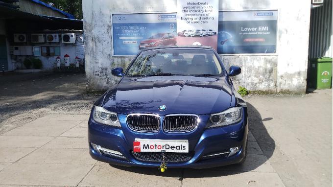 Used 2012 BMW 3 Series Car In Mumbai