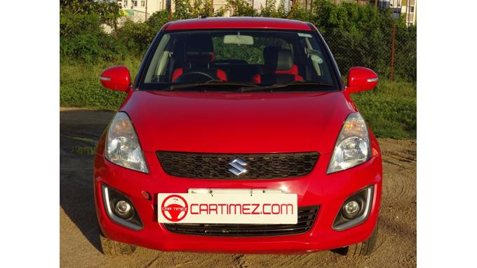 Used 2015 Maruti Suzuki Swift Car In Hyderabad