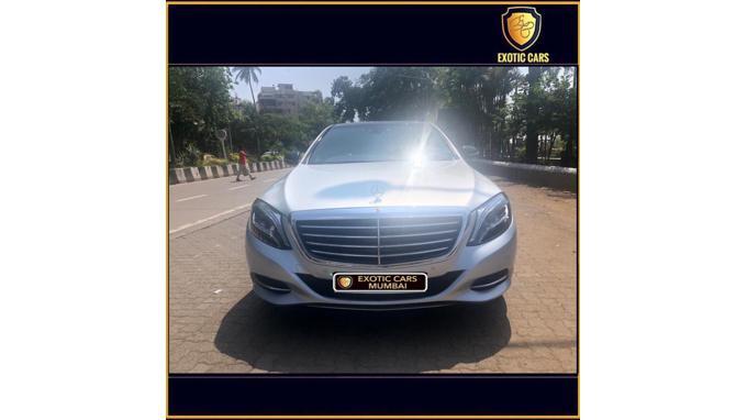 Used 2014 Mercedes Benz S Class Car In Mumbai