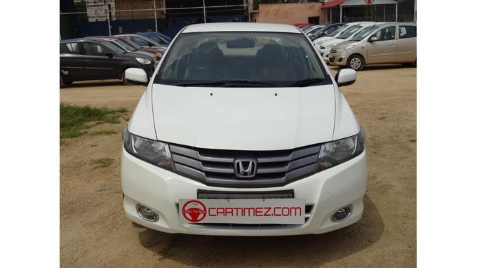 Used 2010 Honda City Car In Hyderabad
